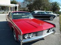 En el museo del automóvil