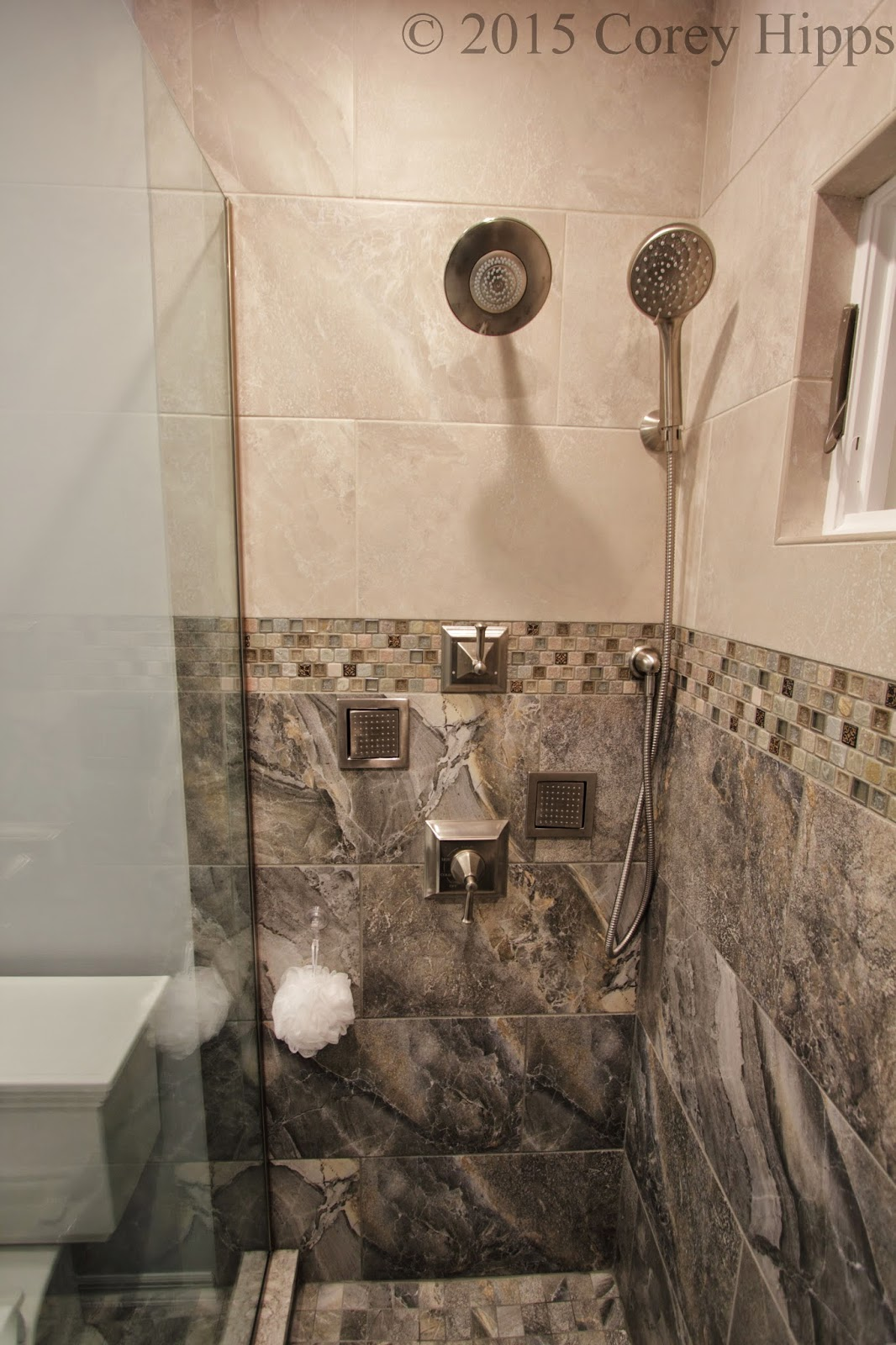 Mooncaller Home Projects: Remodeled Bathroom