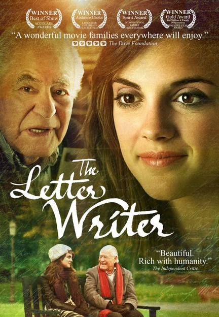 Here's My Take On It: Family Friendly Film Review - The Letter Writer