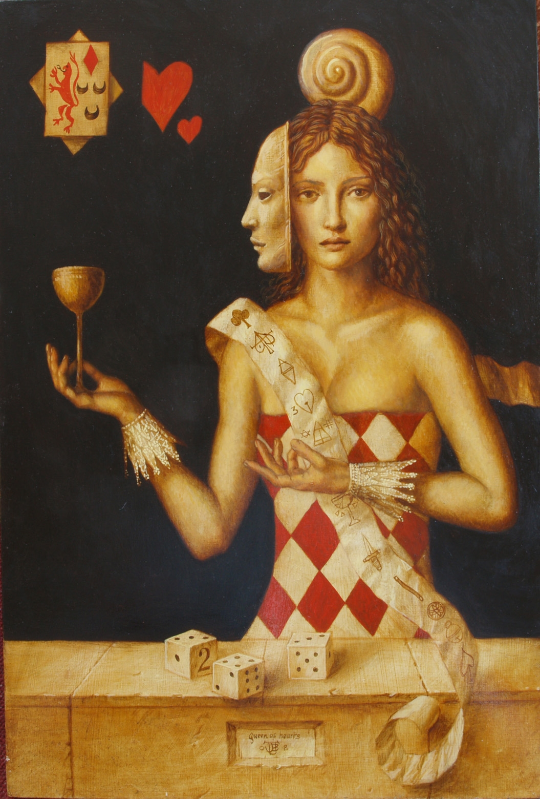 jake baddeley queen