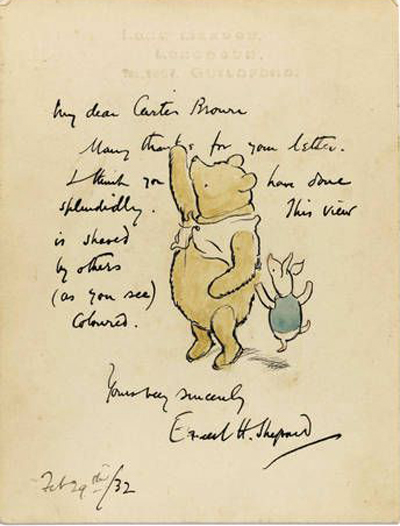 28 Lessons Winnie-The-Pooh Can Teach You About Life