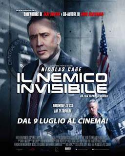 Il Nemico Invisibile locandina film