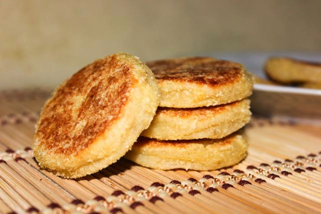 печенье банановое для детей рецепт
