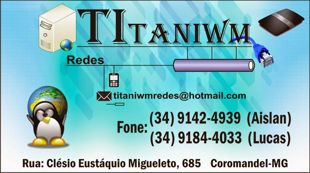 TItaniwm Redes