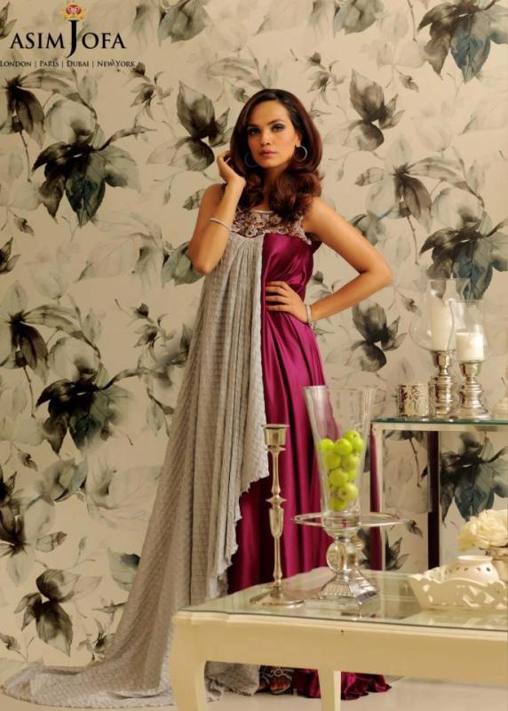 Evening Wear Long Kameez Dresses L Winter Formal Wears Collection
