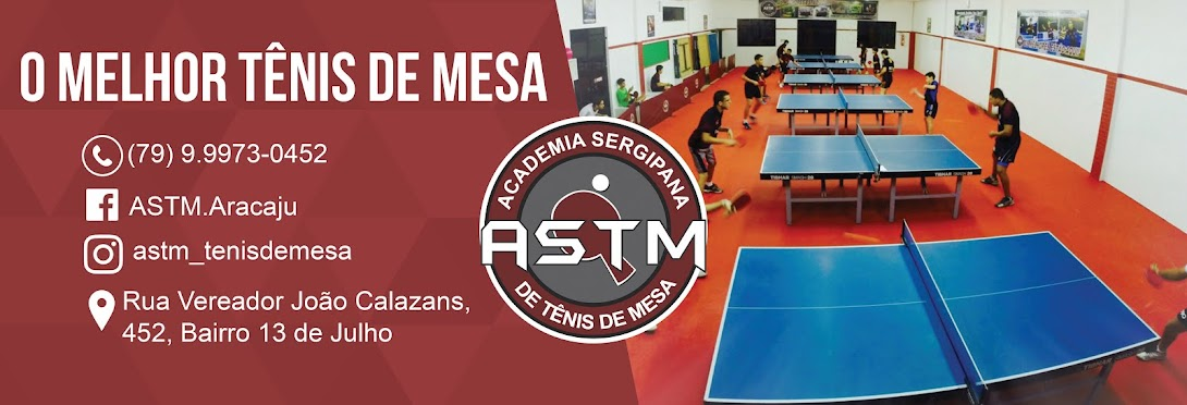 Academia Sergipana de Tênis de Mesa