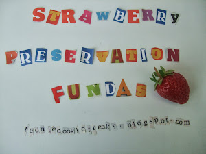 Ongoing Event - Strawberry Preservation Fundas