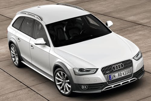 Audi USA Replaces A Avant With New A Allroad Quattroholiccom - Audi usa models