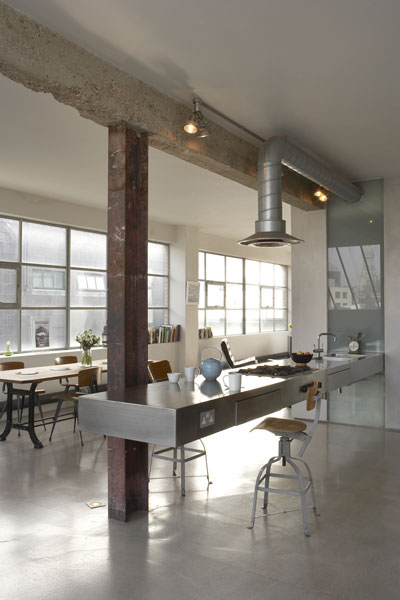 Loft Apartment Design Blog