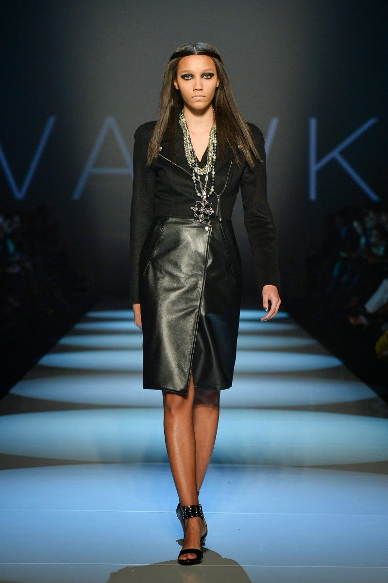 World-MasterCard-Fashion-Week, Toronto-Show, VAWK, Runway, FW14-Collection