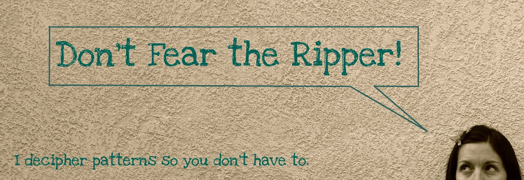 Don't Fear the Ripper