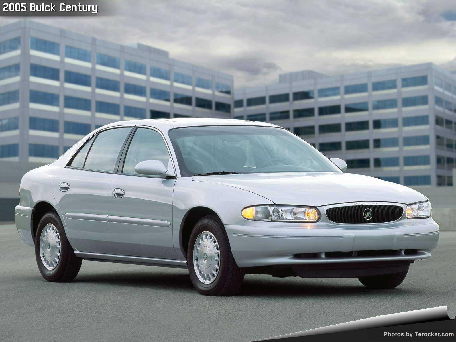 Hình ảnh xe ô tô Buick Century 2005 & nội ngoại thất