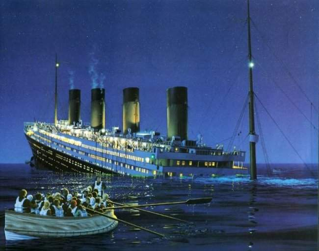 an analysis of the unsinkable titanic This guide lists printed material about rms titanic held in the museum's library   early passenger analysis of the disaster, including a non-technical account of.