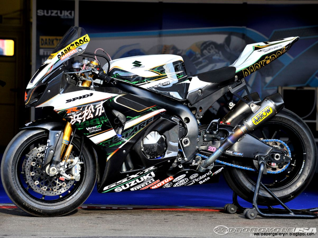 Alstare Suzuki GSX R1000 World Superbike Photos   Motorcycle USA