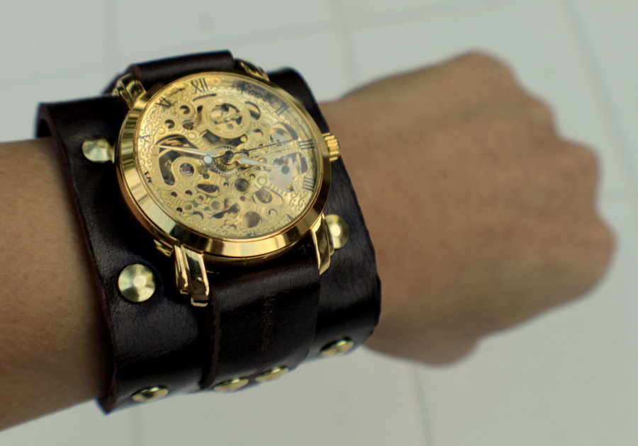 Steampunk Watches
