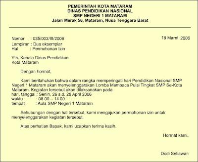 contoh surat undangan resmi semoga info tentang contoh surat undangan ...