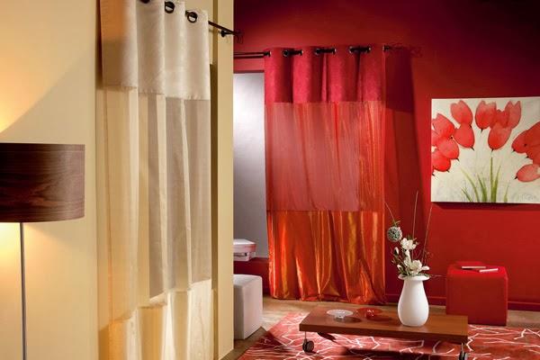 Ma d coration d 39 int rieure shopping rideaux for Autrefois home decoration rideaux