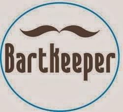 Bartkeeper Blog Logo Bartblog Bart Bärte Moustache Lifestyle