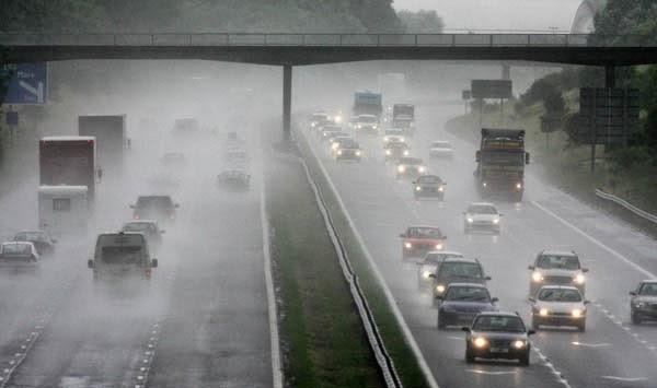 ดูแลรถยนต์หน้าฝน