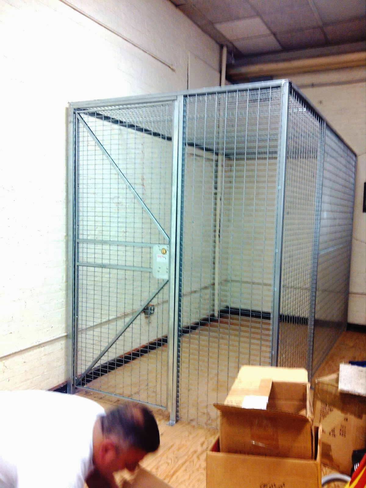 Wire Partitions in NYC | NYC Wire Partitions in Stock | NYC Security ...
