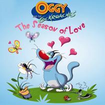 Mèo Oggy Và Những Chú Gián Tinh Nghịch
