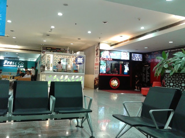 Indira gandhi Airport delhi , इंदिरा गांधी अंर्तराष्ट्रीय हवाई अडडे पर