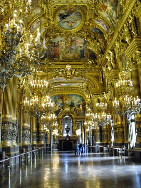 Ópera de París, Francia