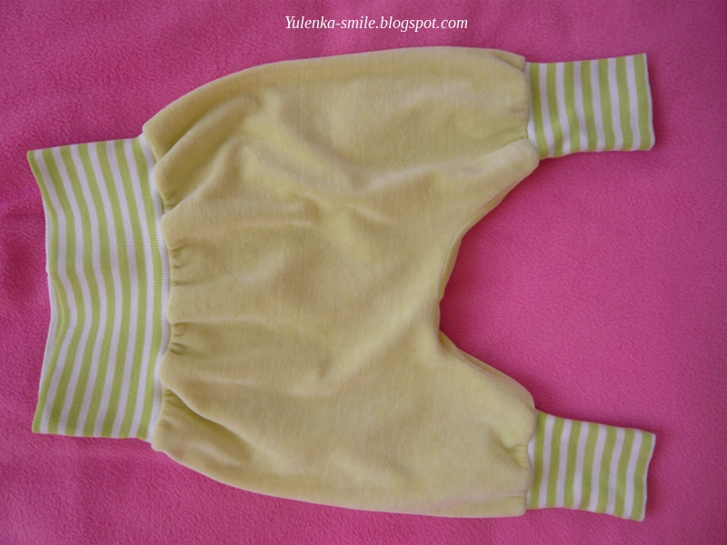 Vasilissa.ru/ вязание спицами схема штанишек