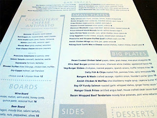 Deagan's Kitchen & Bar Menu Middle