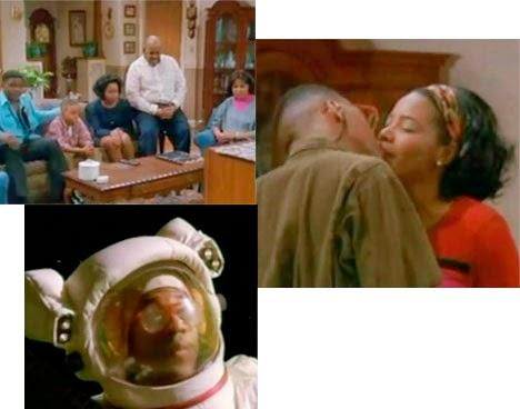 Perdido en el espacio, Cosa de casa, Steve Urkel, Laura Winslow
