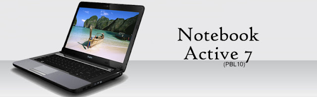 Drivers Notebook Active 7 PBL10