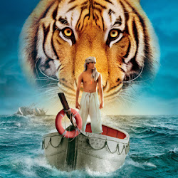 Poster Life of Pi 2012