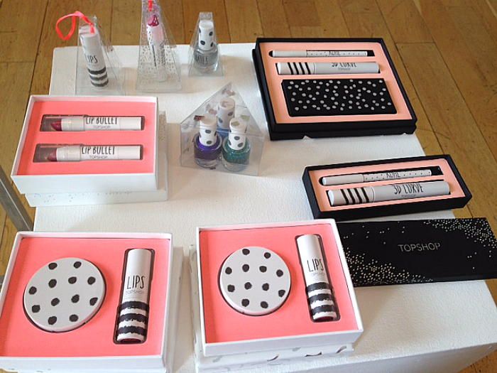 Topshop Beauty 2014 christmas gifts