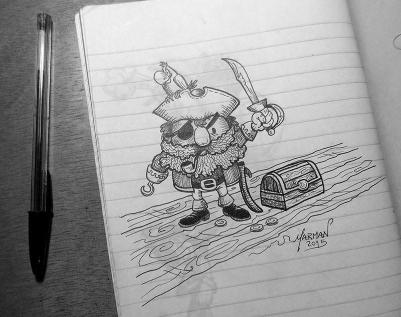 El pirata Raúl