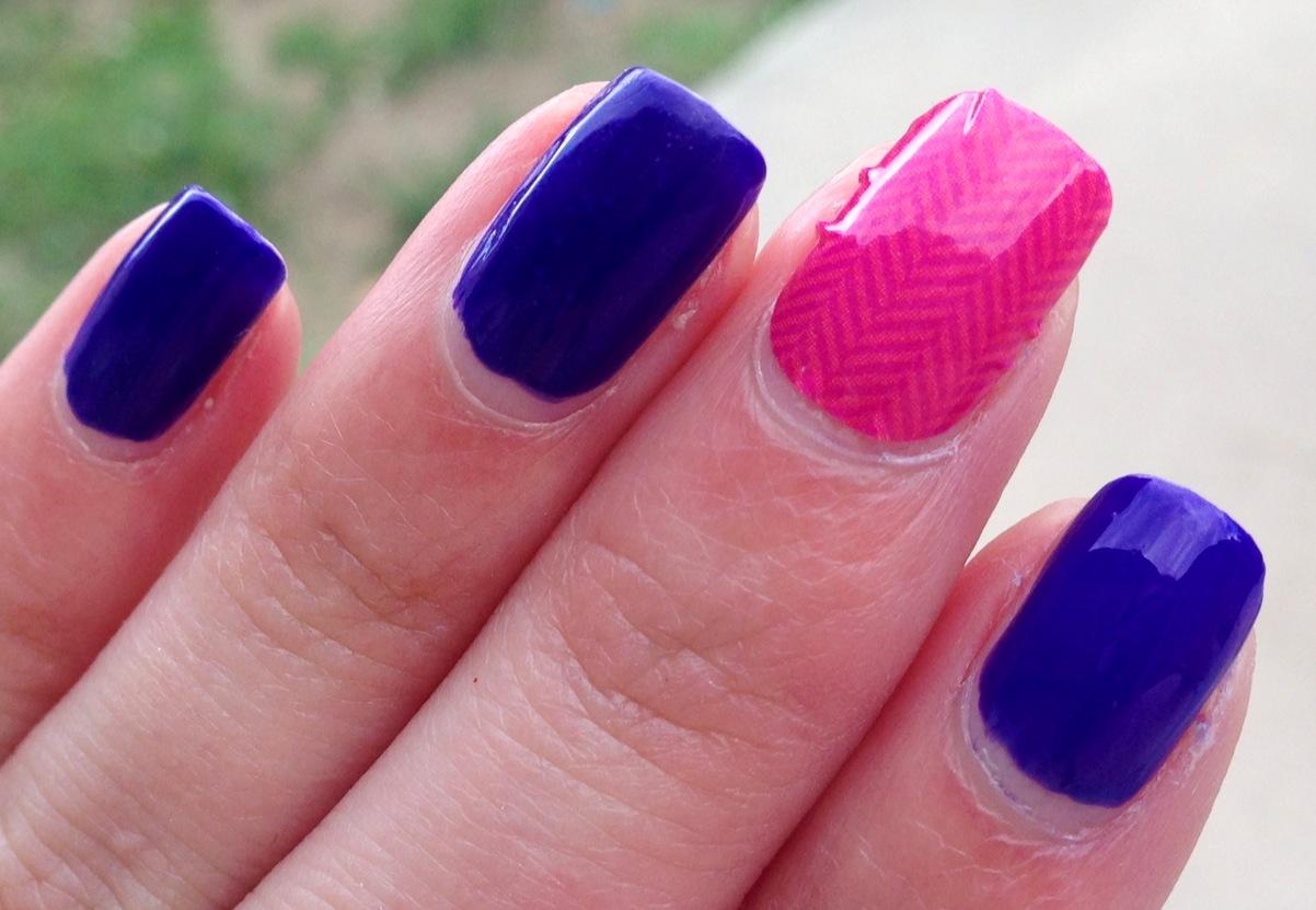 Polish Freshie~: Jamberry Nails Review