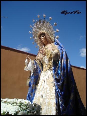 Aurora mía...madre de la Iglesia