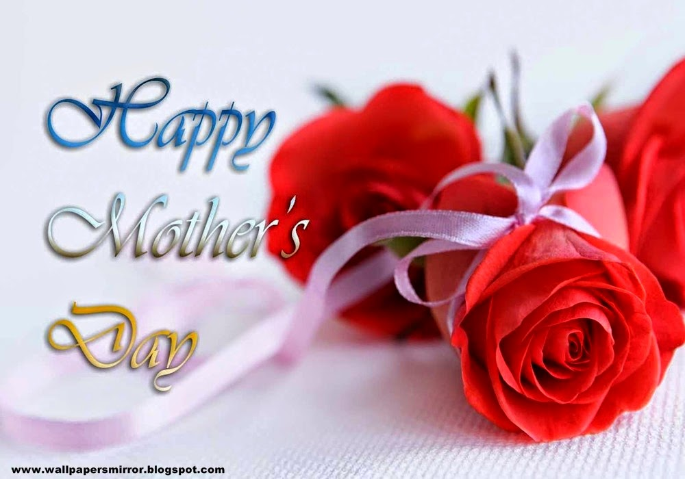 Happy Mothers Day With Beautiful Quotes Hd Wallpapers 1