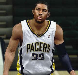 NBA 2K13 Danny Granger Cyberface NBA2K Patch