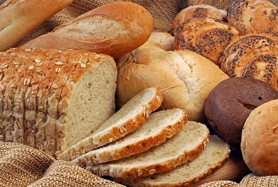 Bread that can trigger Acne