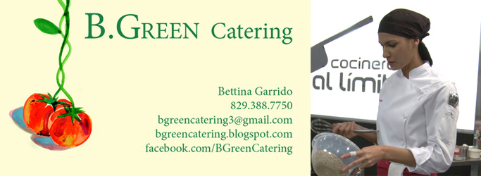B.Green Catering