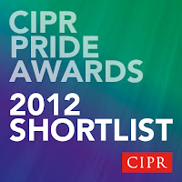 Stafford based Technical PR agency shortlisted by CIPR