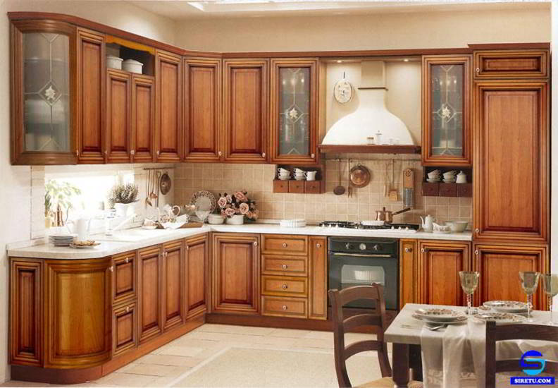 Model Kitchen Set Sederhana Minimalis
