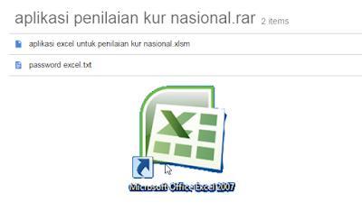 Perkiraan Aplikasi Penilaian Kurikulum Nasional Modifikasi