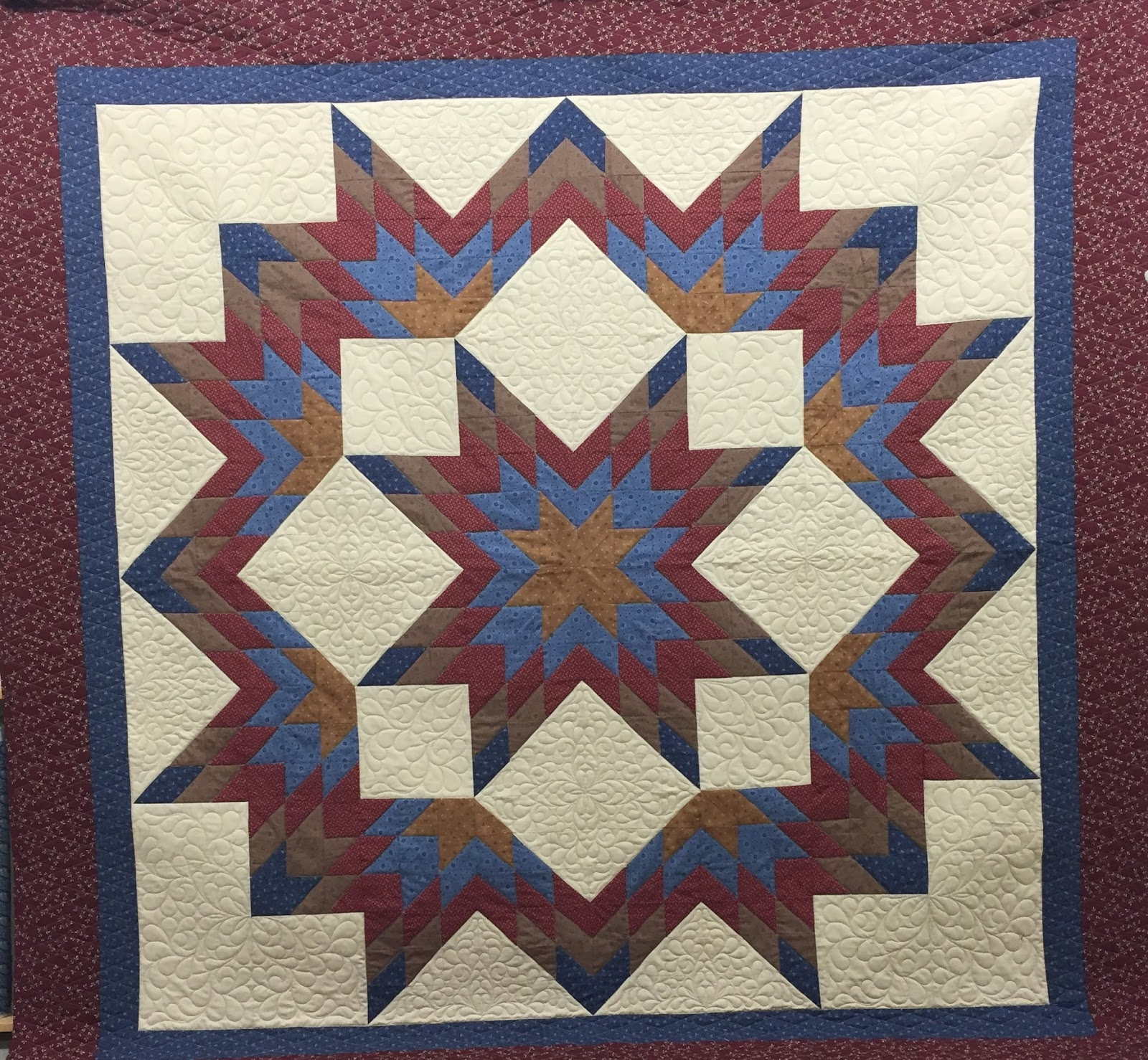 Whittle Girl Blogs: No Diamonds In the Sky - Calico Carriage Quilt ... : calico carriage quilt designs - Adamdwight.com