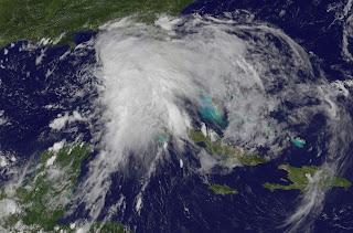 Tropischer Sturm DEBBY ist der vierte Tropische Sturm der Atlantischen Hurrikansaison 2012, Debby, aktuell, Hurrikansaison 2012, Atlantische Hurrikansaison, Karibik, Florida, Golf von Mexiko, Satellitenbild Satellitenbilder, Juni, 2012,