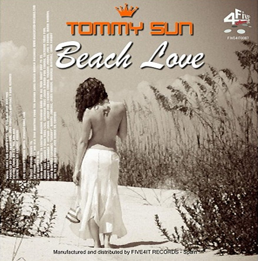 Cover Album of Alan Brando & Tommy Sun - One More Time & Beach Love (Maxi)