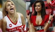 FOTOS de las chicas más lindas de la Eurocopa chicas eurocopa