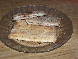 Milanesas de soja y viandas vegetarianas