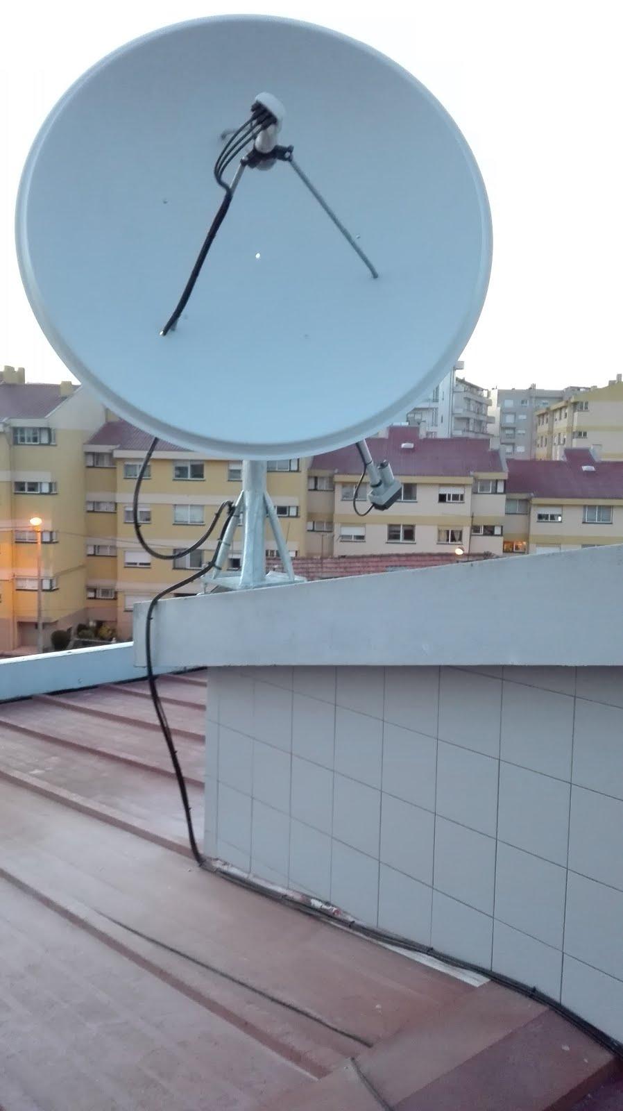 Parabólica rotativa 1.40m