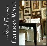 THRIFT FRAMES GALLERY WALLS